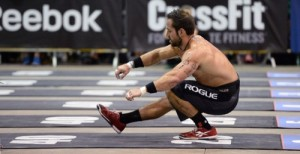 Rich Froning showing how it's done!