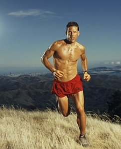 Dean Karnazes, extreme ultra marathoner and author! Check out his web site to learn more about this amazing runner!