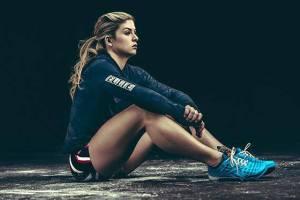 Lindsey Valenzuela, CF athlete.