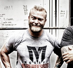 Mike Bledsoe, owner CrossFit Memphis,co-founder of Barbell Shrugged.