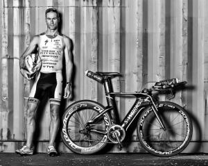 "Craig ""Crowie"" Alexander, Austrailian triathlete and Ironman World Champion!"
