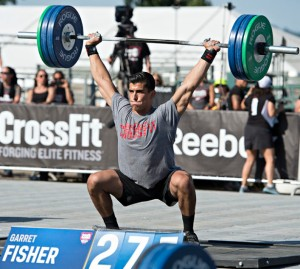 Garrett Fisher out of NorCal CrossFit!
